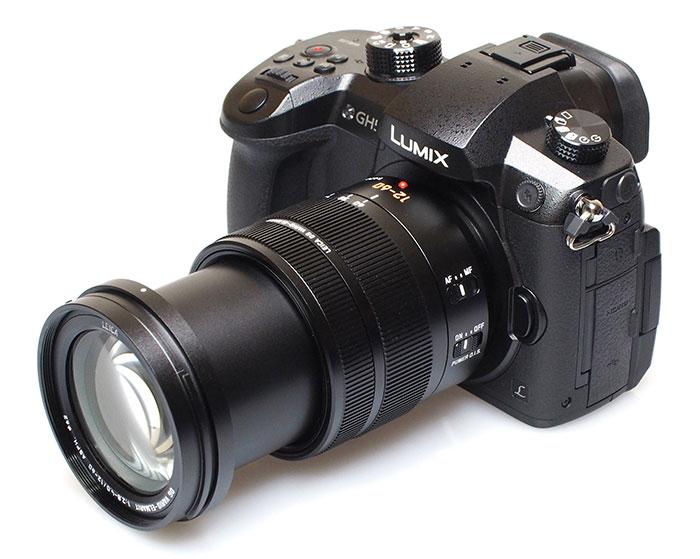 دوربین پاناسونیک GH5 با قابلیت فیلمبرداری ۶K