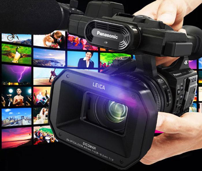 دوربین فیلمبرداری Panasonic HC-X1000 4K