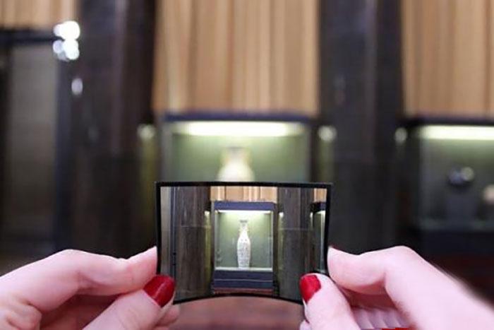 ورقه منعطف - جدیدترین تکنولوژی عکاسی