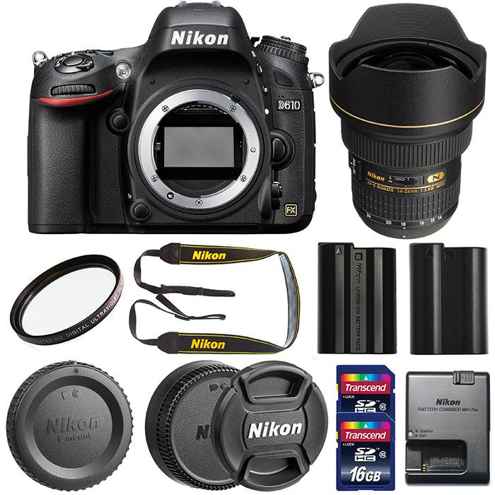 دوربین Nikon D610