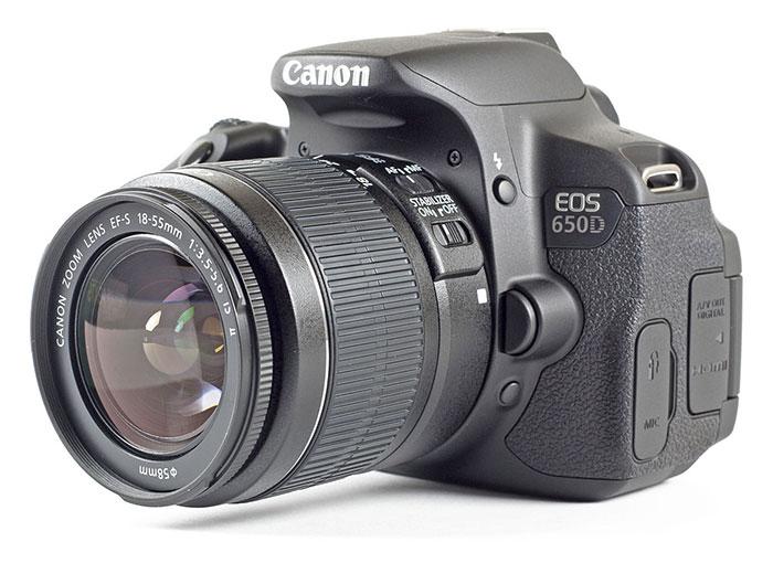 اصول نامگذاری دوربین های کنون و نیکون