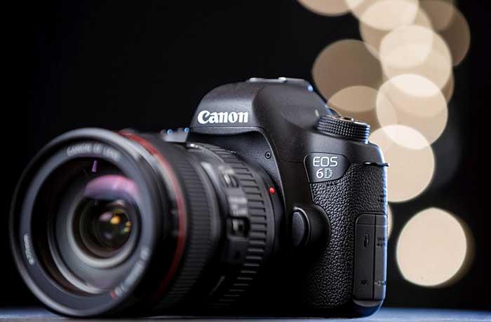 معرفی و بررسی دوربین Canon EOS 6D