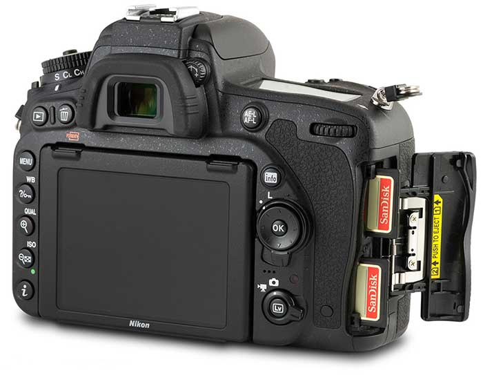 دوربین نیکون D750