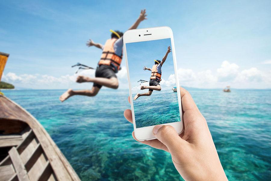 نکات ضروری در عکاسی با موبایل