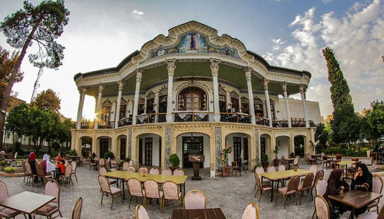 کجا عکاسی کنیم ؟  عمارت شاپوری شیراز