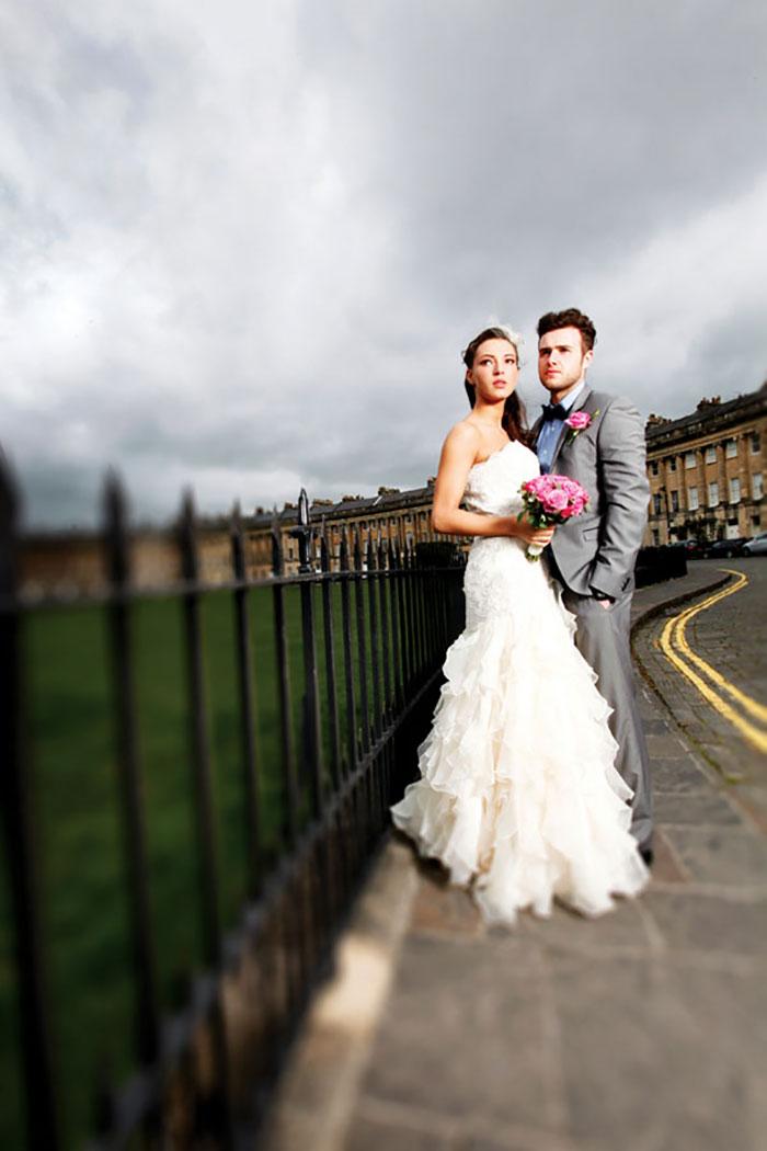 آموزش عکاسی پرتره عروسی
