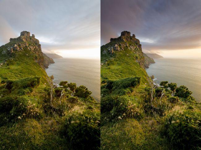 عکاسی منظره (Landscape)