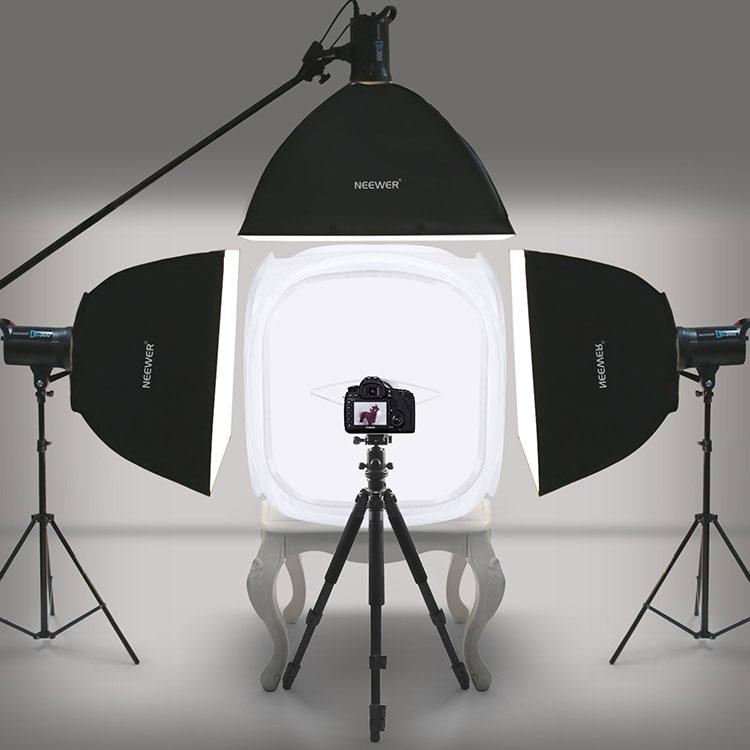 آشنایی با تجهیزات آتلیه عکاسی