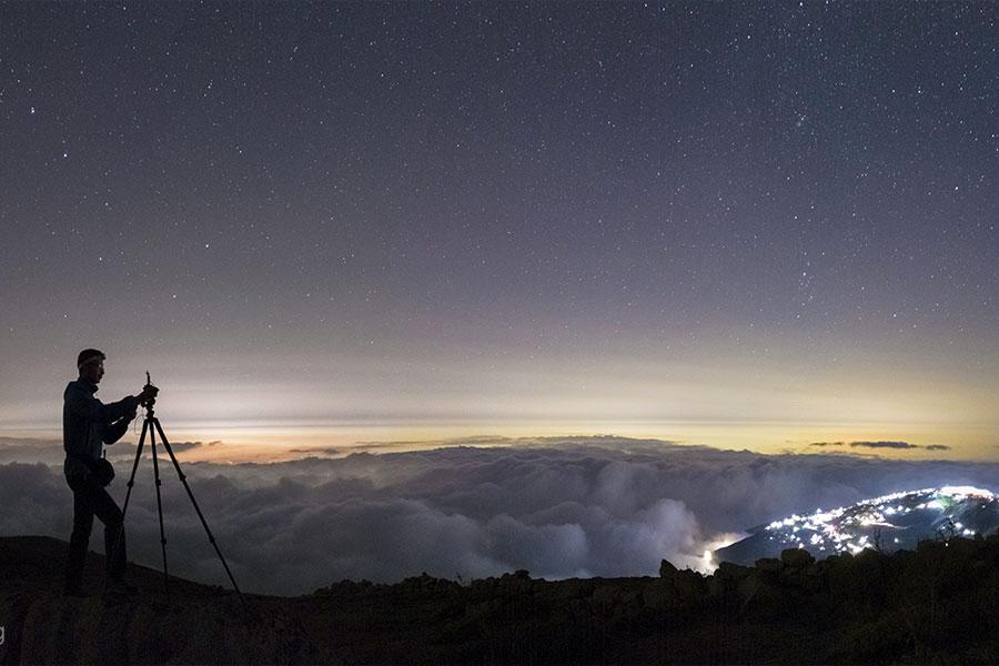 نکات و ترفندهایی برای عکاسی در شب