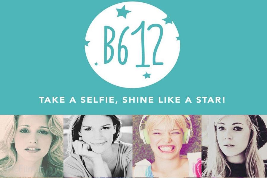 با B6 12 زیباترین عکسها را ثبت کنید
