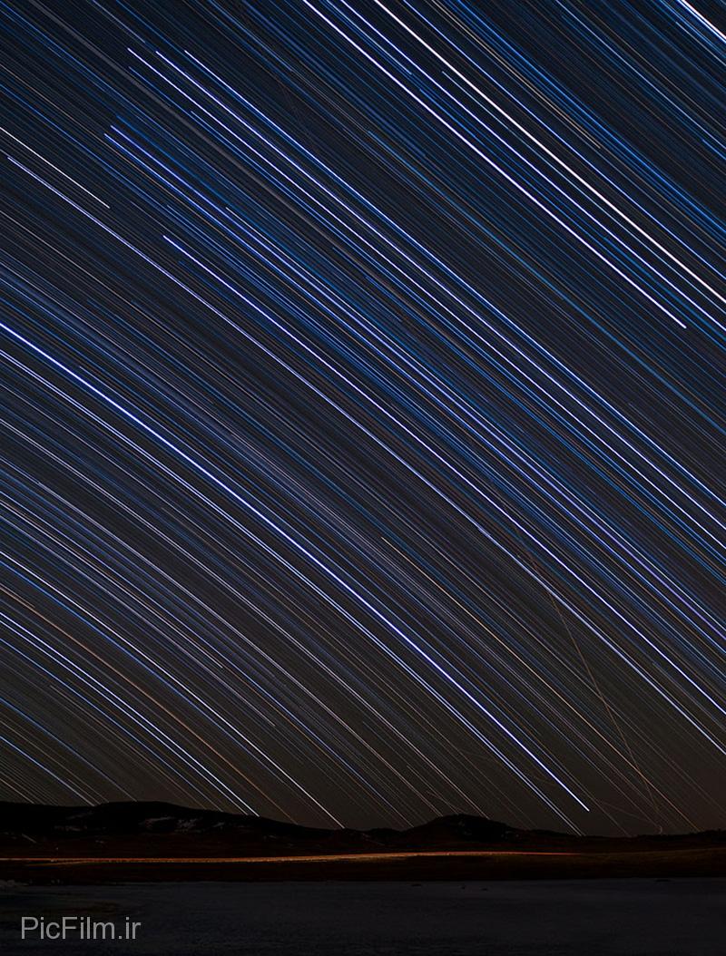 عکس خوب ببینیم - 50 عکس زیبا از شب !