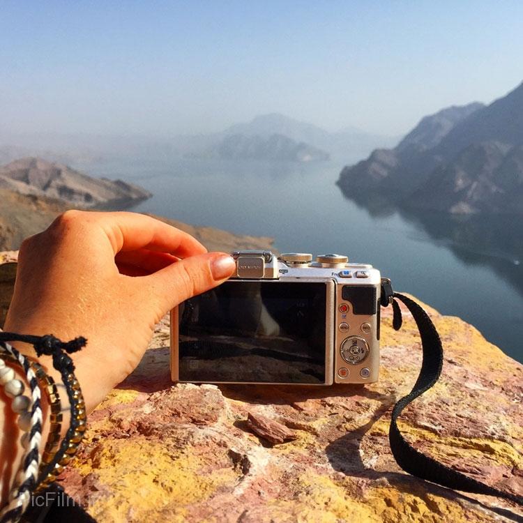 20 نکته مهم در عکاسی در سفر