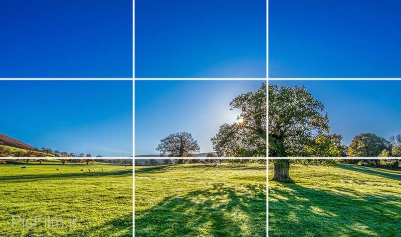 قوانین ترکیب بندی در عکاسی