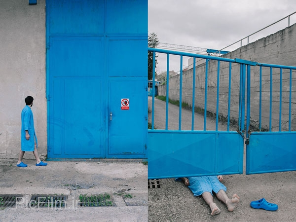 مجموعه عکس «خاطره رنگارنگ» میلان وپالنسکی