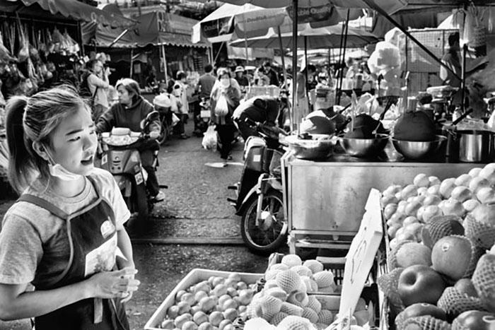 بهبود پرتره های عکاسی خیابانی