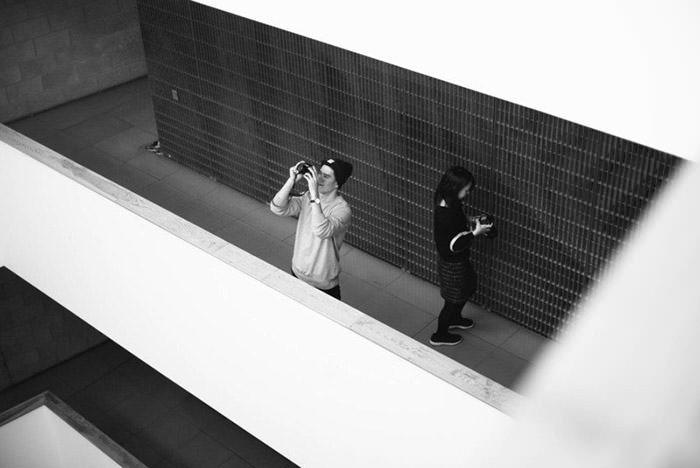 تجربیات سیمون کینگ، عکاس لندنی درعکاسی خیابانی