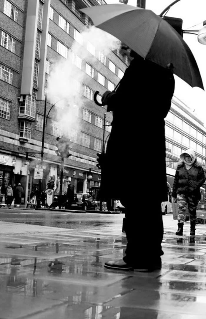 تجربیات سیمون کینگ، عکاس لندنی در عکاسی خیابانی