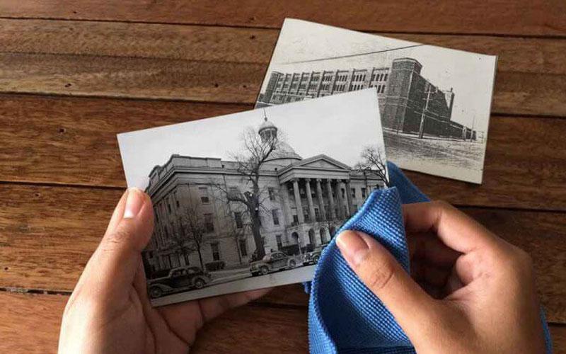 روش اسکن از عکس های چاپ شده قدیمی