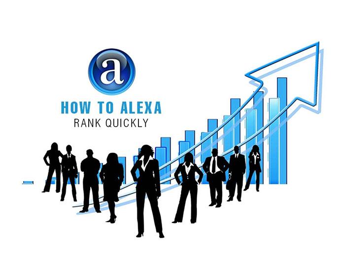 روش هایی برای بهبود رتبه و رنک الکسا