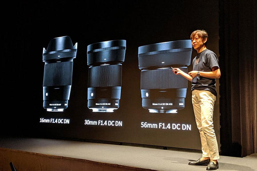سیگما از لنزهای جدید خود برای مانت L و E رونمایی کرد