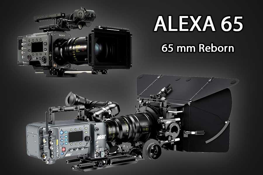 دوربین فیلمبرداری سینمایی ALEXA65
