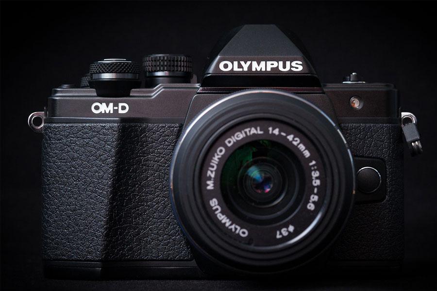 دوربین الیمپوس OM-D E-M10 Mark III