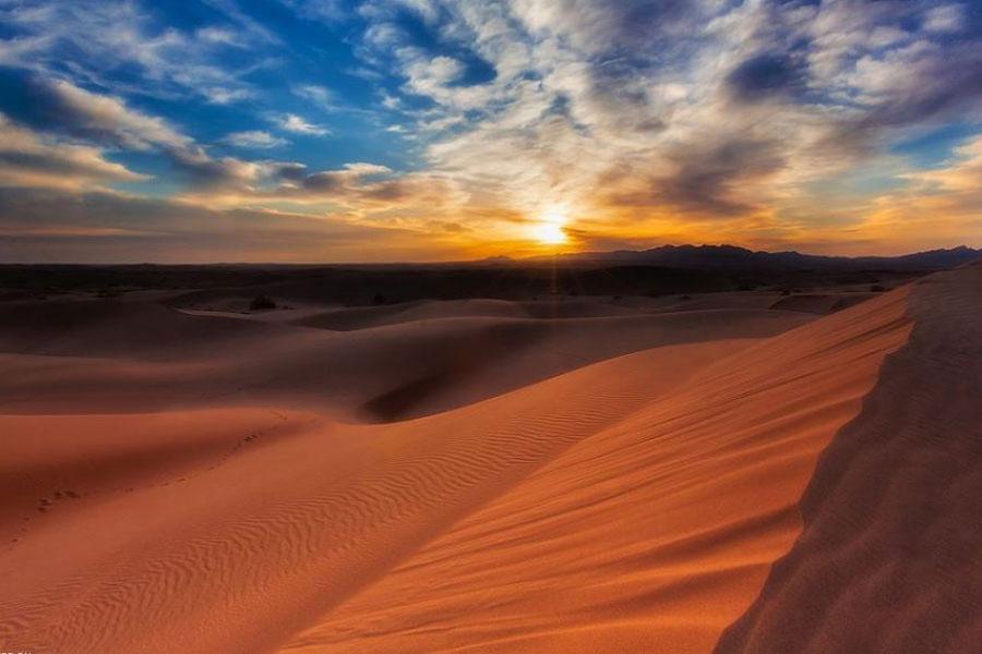کویر مصر اصفهان