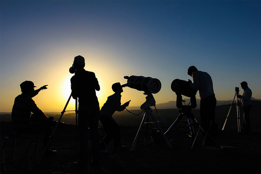 برترین های مسابقه عکاسی نجوم ۲۰۱۶