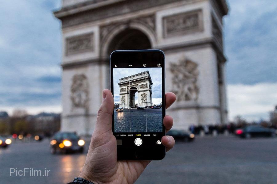 اشتباهات رایج درعکاسی با موبایل