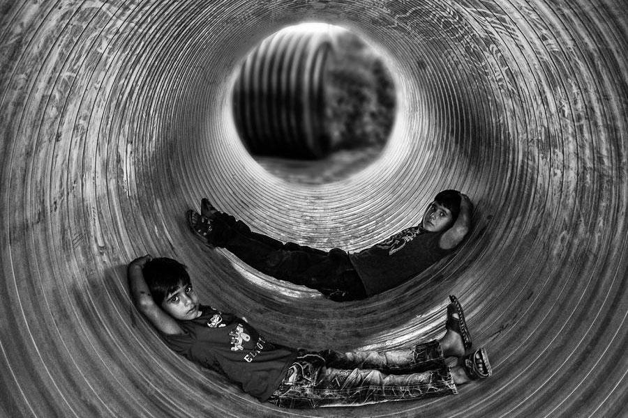آموزش بهبود پرتره های عکاسی خیابانی